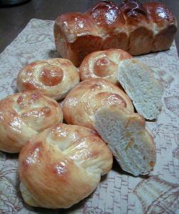 ヨーグルト・みかんパン